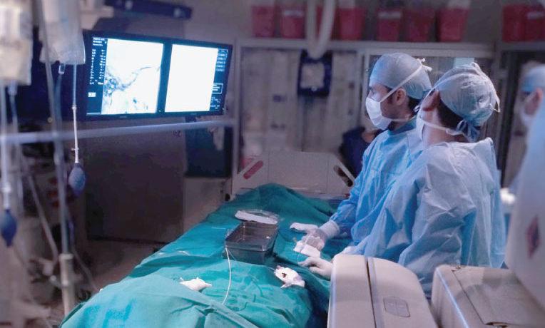 Quimioterapia intrarterial