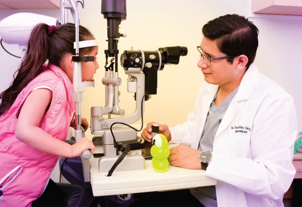 Diagnóstico de retinoblastoma en Retinokids